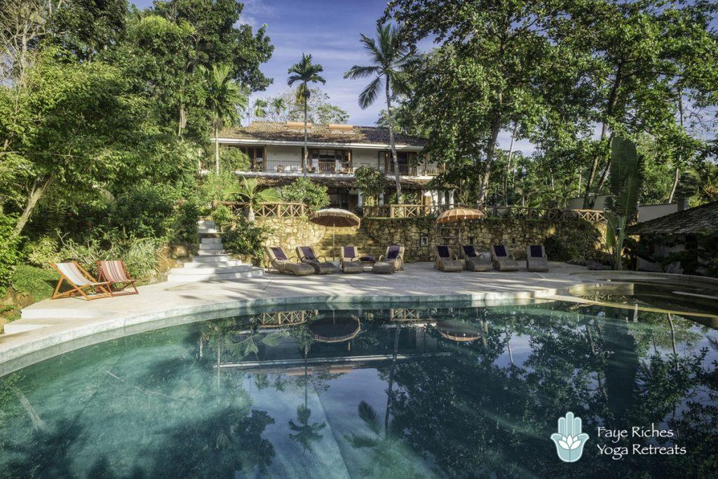 Faye Riches Karma Sukha Yoga Retreat Sri Lanka